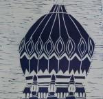 Brighton Pavilion Blue