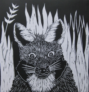 The Fox blk