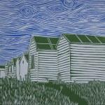 Shoreham Beach Huts