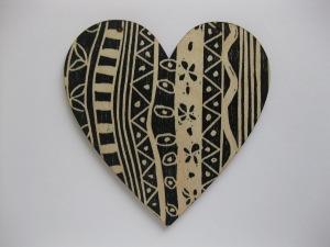 Heart & Horseshoe Cards (14)