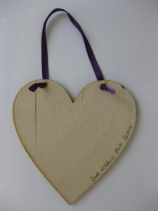 Heart & Horseshoe Cards (15)