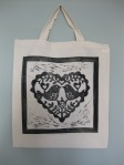 Owl Love Birds Tote Bags (5)