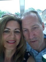 Me & Pete 1 Aug 2014