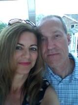 Me & Pete Aug 2014