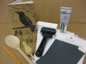 Linocutting kit