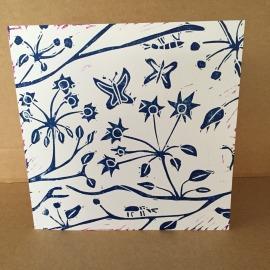 blue print card 2