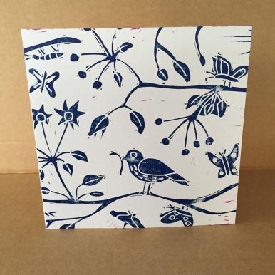 blue print card 3