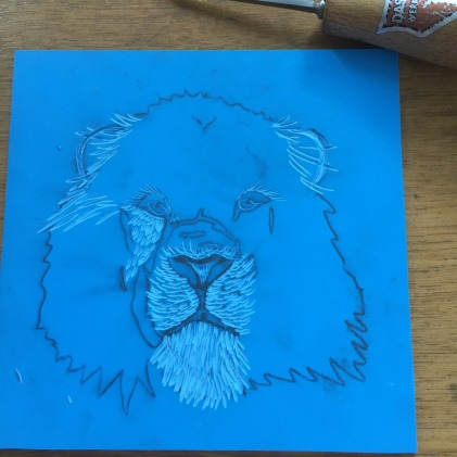 lion lino 1c