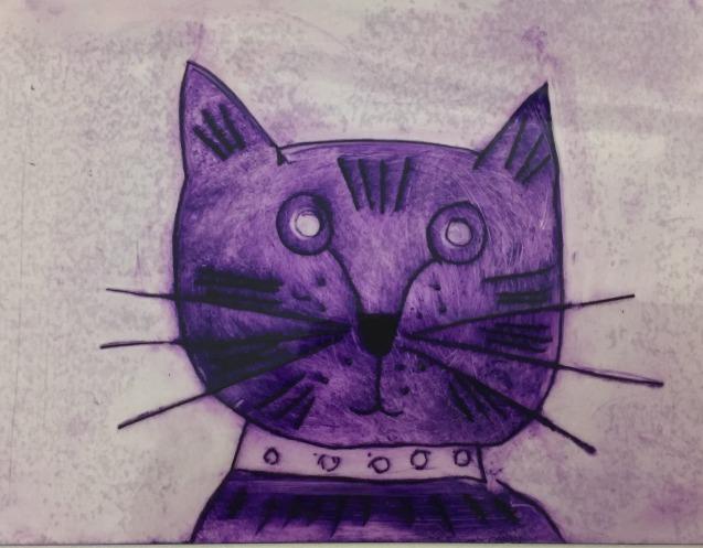 cat-drypoint